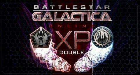 battle star galactica online double xp