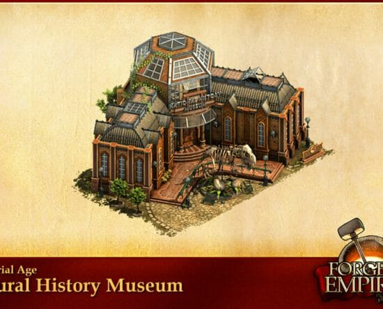 forge of empires museum
