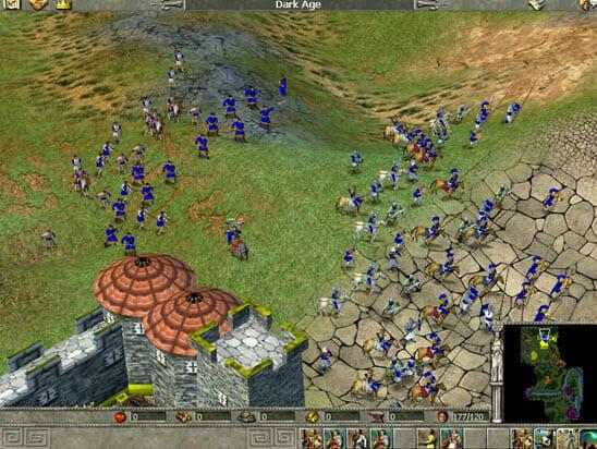 Βυζαντινά στρατεύματα επιχειρούν πέρα από τον Δούναβη σε αυτό το σενάριο που δημιούργησε μέλος των EC