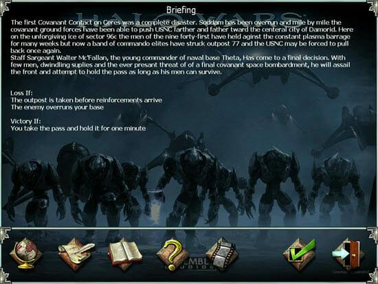 Ένας designer μπορεί να αντλήσει έμπνευση οπουδήποτε, ακόμη και στο σύμπαν του Halo Wars.