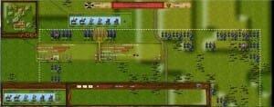 Ο Πρωσσικός στρατός πανέτοιμος να αντιμετωπίσει την Αυστριακή εισβολή