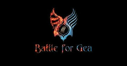 battle for gea logo