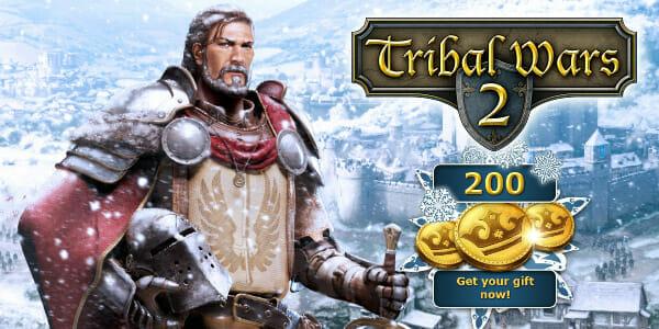 tribal wars 2 προσφορά χρυσού