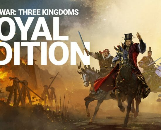 total war 3 kingdoms royal edition