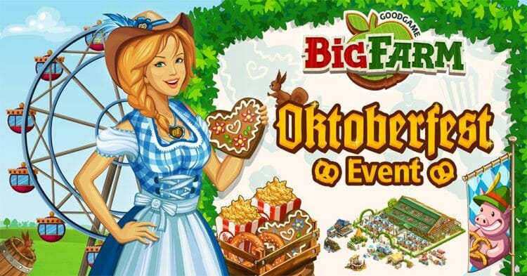 goodgame bigfarm octoberfest event