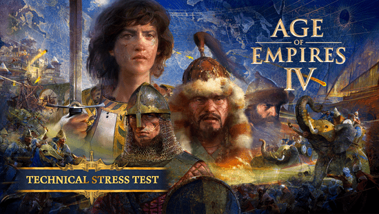 age of empires 4 stress test